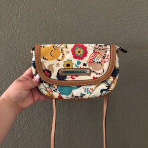 Lilly bloom crossbody bag